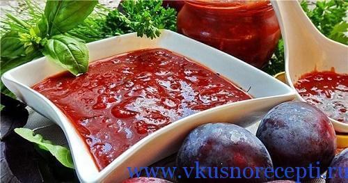рецепт заготовки на зиму -компот из чернослива