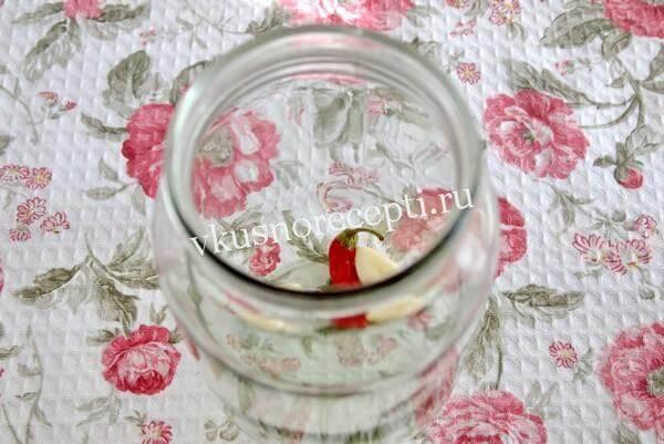 Специи для маринованной цветной капусты на зиму