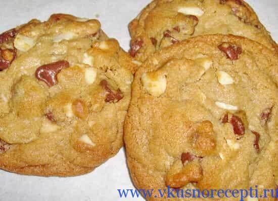 Рецепты с орехами