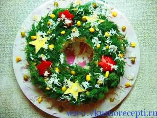 Сытные салаты 781 лучших рецептов с фото  Алимеро