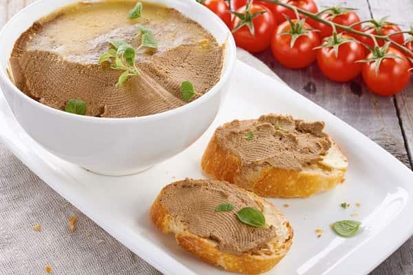вкусный и простой паштет из печени рецепт