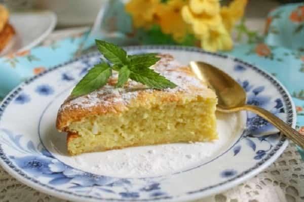 Рецепт пирогов с кремом
