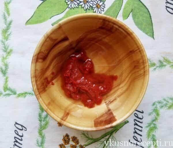 Баклажаны с цветной капустой в томатной заливке на зиму