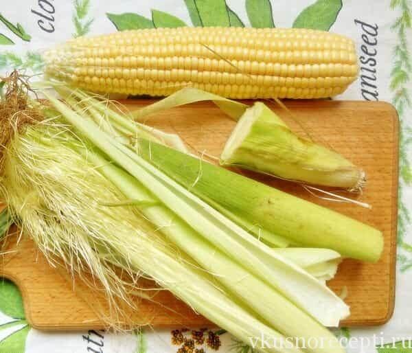 Маринованная кукуруза в томате