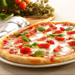 Рецепт пиццы на сметане