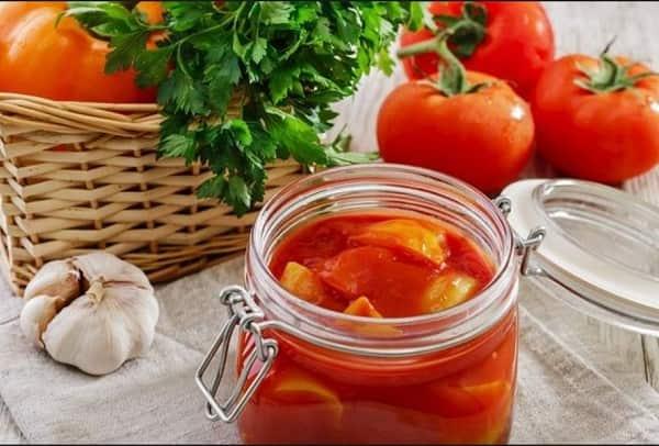 лечо рецепт на зиму 3 кг помидоров