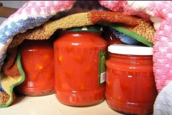 Фото рецепт помидоры в собственном соку на зиму