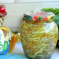 Салат из огурцов по-корейски на зиму