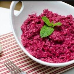 Салат из свеклы - рецепты с фото очень вкусные