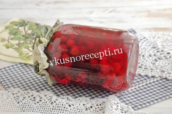 Варенье из кизила кавказский рецепт