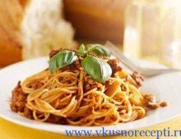 рецепт макароны по флотски